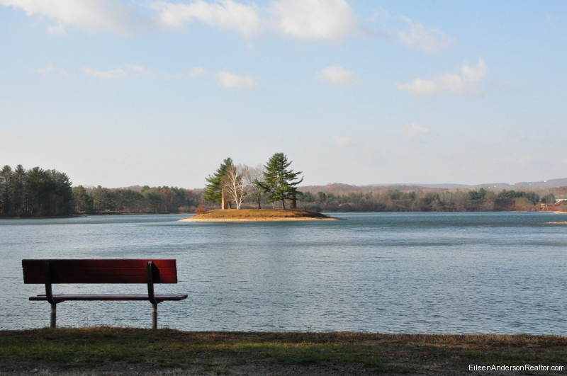 Lake at Winding Trails, Farmington, CT
