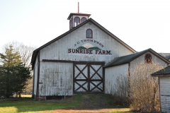 Historic Sites Avon CT Sunrise Farm