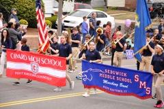 Park Road Parade West Hartford CT (330)