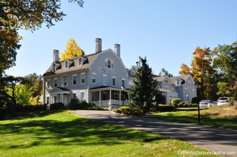 Simsbury CT 1820 House