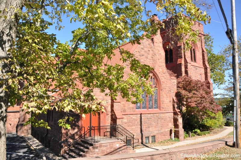 Simsbury CT Historic Church