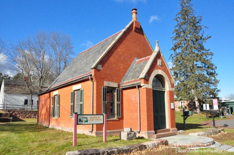 Simsbury Historic Sites