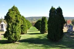 Simsbury CT Historic Graveyard