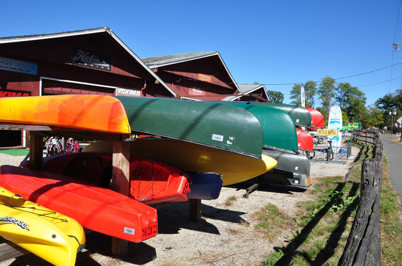 Kayak, Canoe, Board, Bike Rental In Collinsville