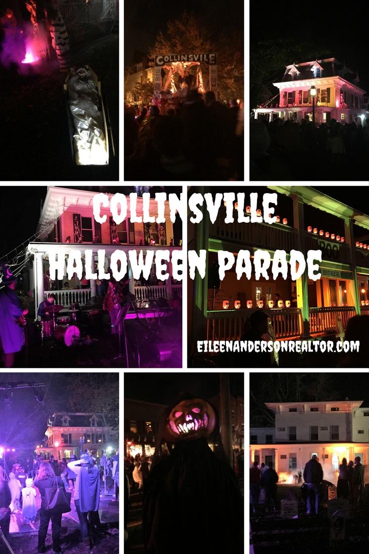 Collinsville Halloween Parade