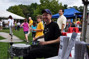Avon Days - Tido Holtkamp, Drum Instructor at Paul Howard's Valley Music School