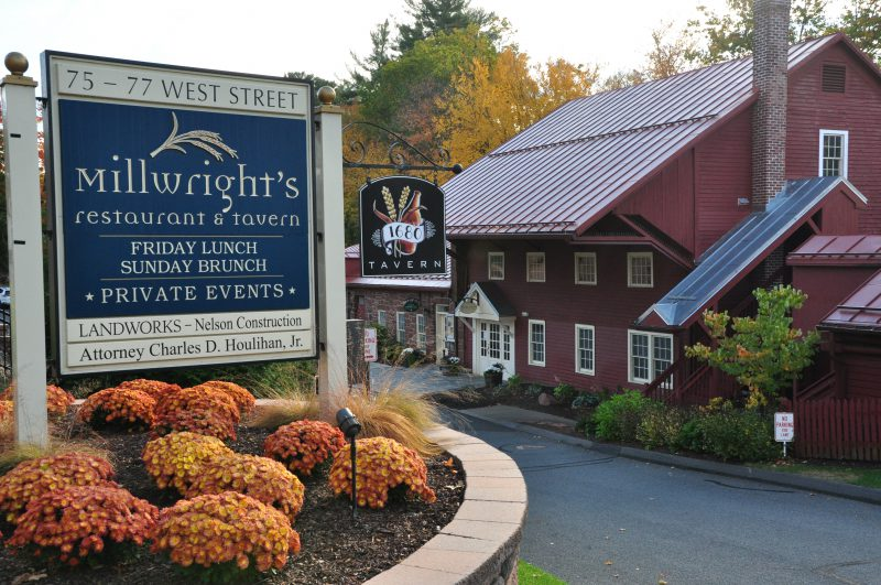 Millrights Restaurant, Simsbury, CT