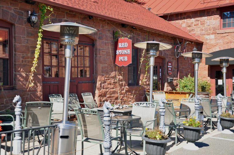 Red Stone Pub -Simsbury, CT