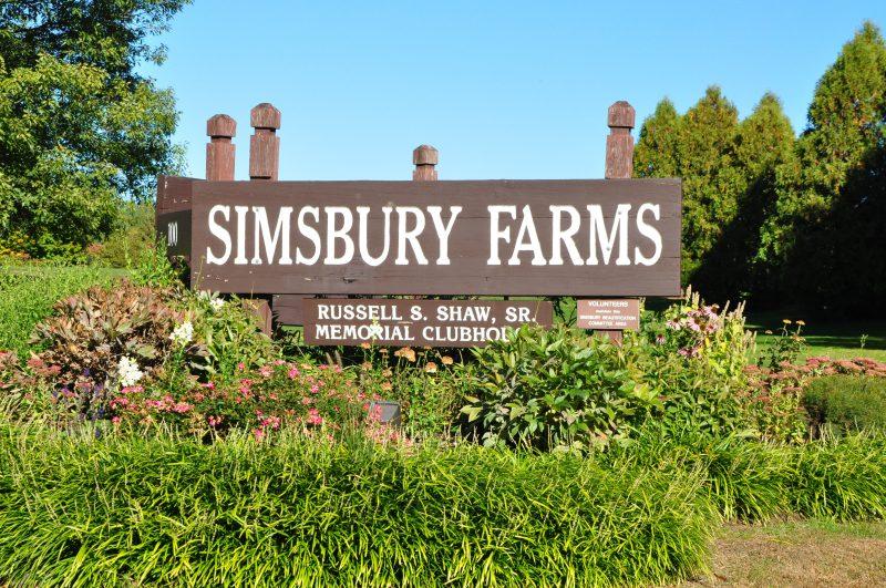 Simsbury Farms, Golf, Tennis, Swimming, Skating