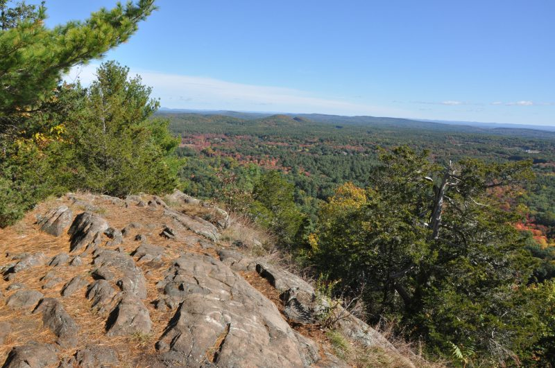 The Peak In Simsbury - Great Hike!