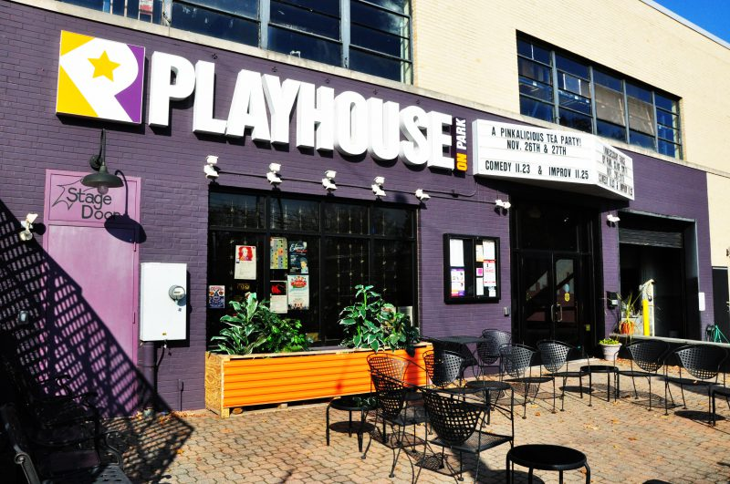 Park Road Playhouse