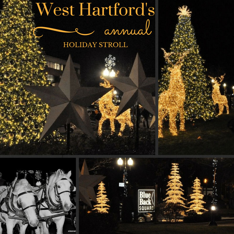 West Hartford Holiday Stroll, Realtor West Hartford, Real Estate West Hartford,Christmas