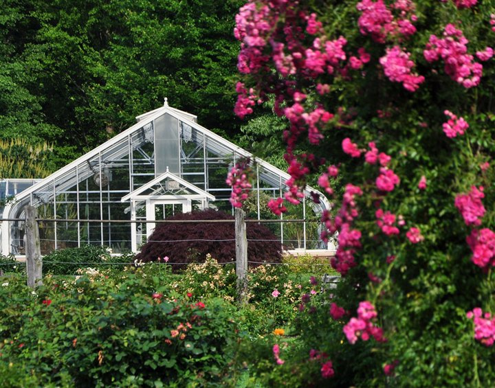 Greenhouse at Elizabeth Park, West Hartford, CT