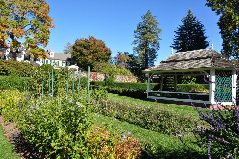 Sunken Gardens at Hillstead Museum, Farmington, CT