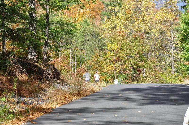 Running Hiking West Hartford Reservoirs