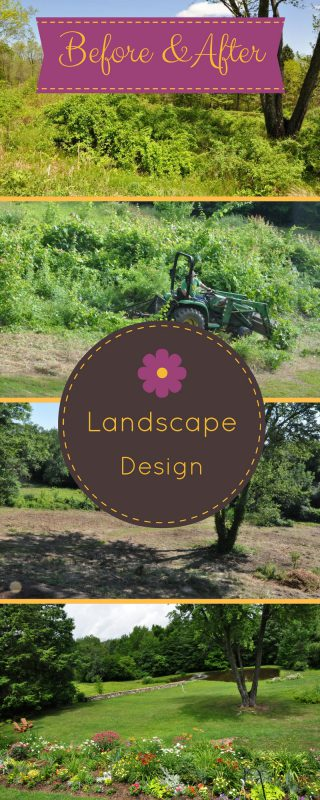 Landsccape Design Before & After