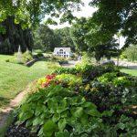 Gardens at White flower Farm
