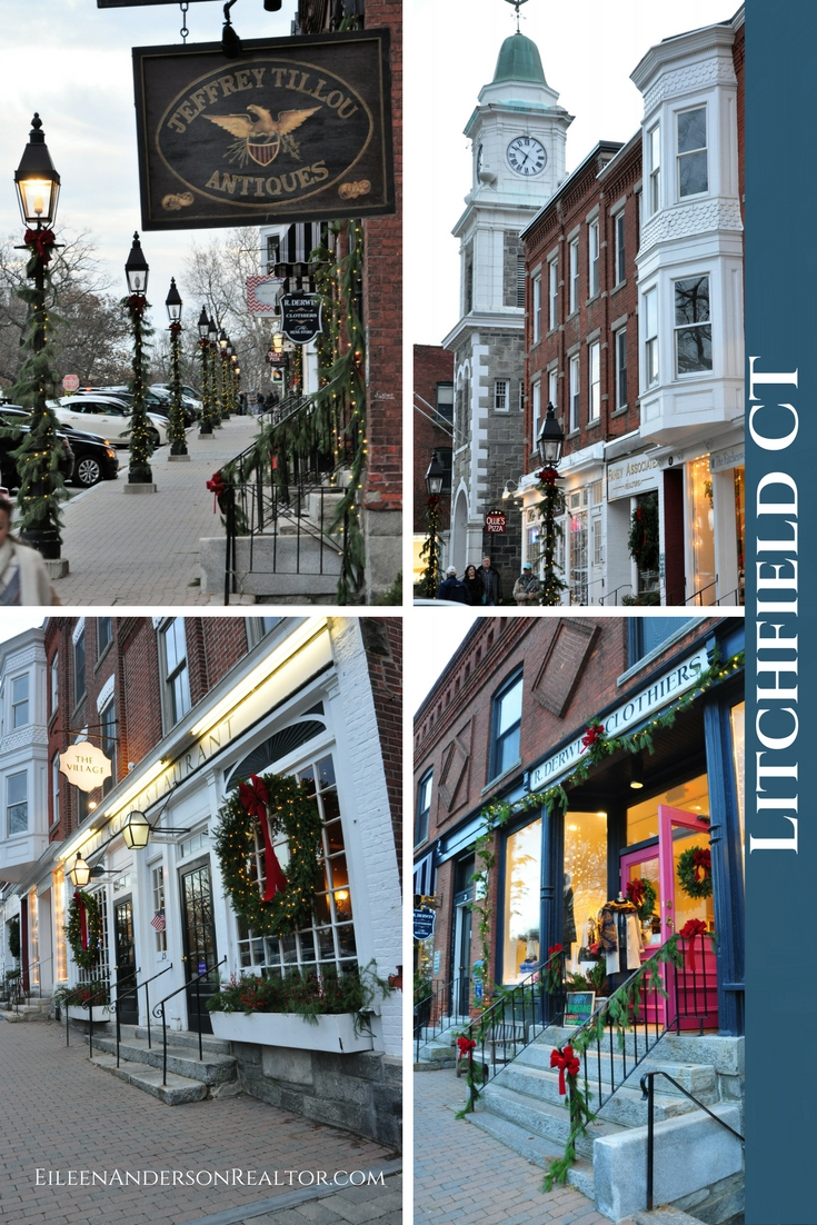 Litchfield at Christmas, shops Litchfield, restaurants Litchfield