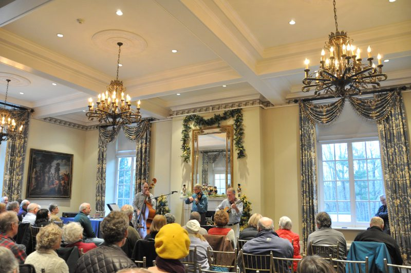 Concert by Lost Acres String Band, Wadsworth Mansion, Middletown, CT