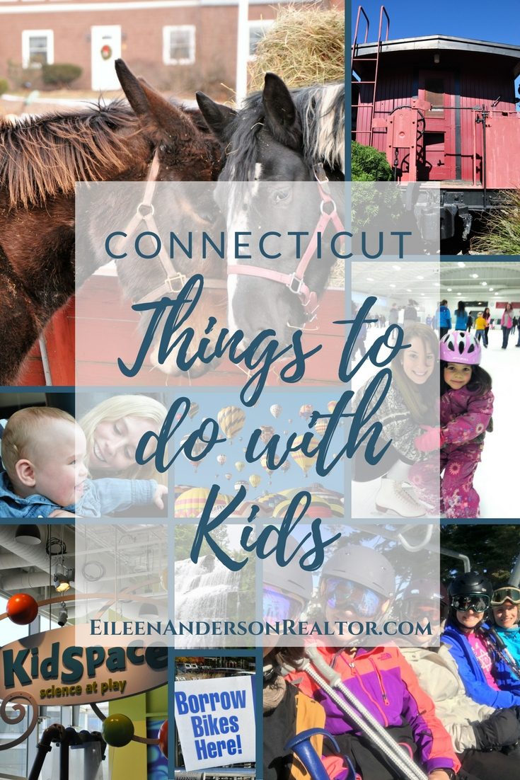 Things to do with Kids in Connecticut