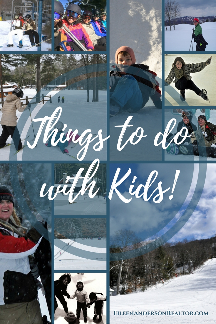 Things to do with kids - Winter Activities - Connectiut