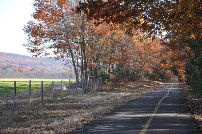Bike Path Granby CT