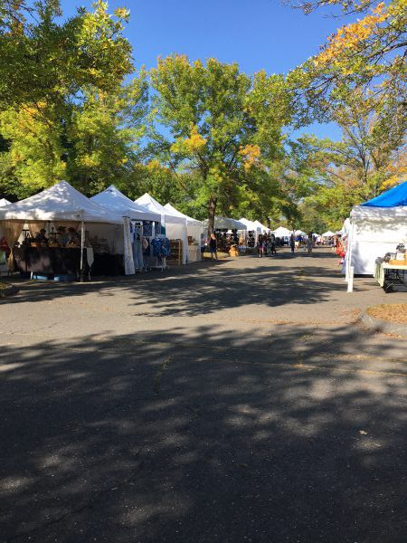 Simsbury Crafts Fair