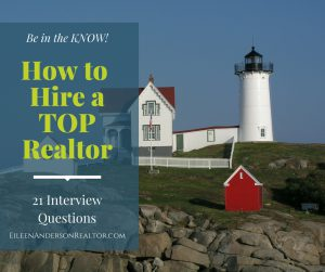 How to hire a top realtor, real estate, interview questions for realtors