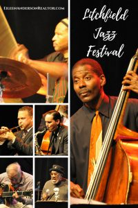Litchfield Jazz Festival, Things to do in LItchfield county, things to do with kids in Litchfield.
