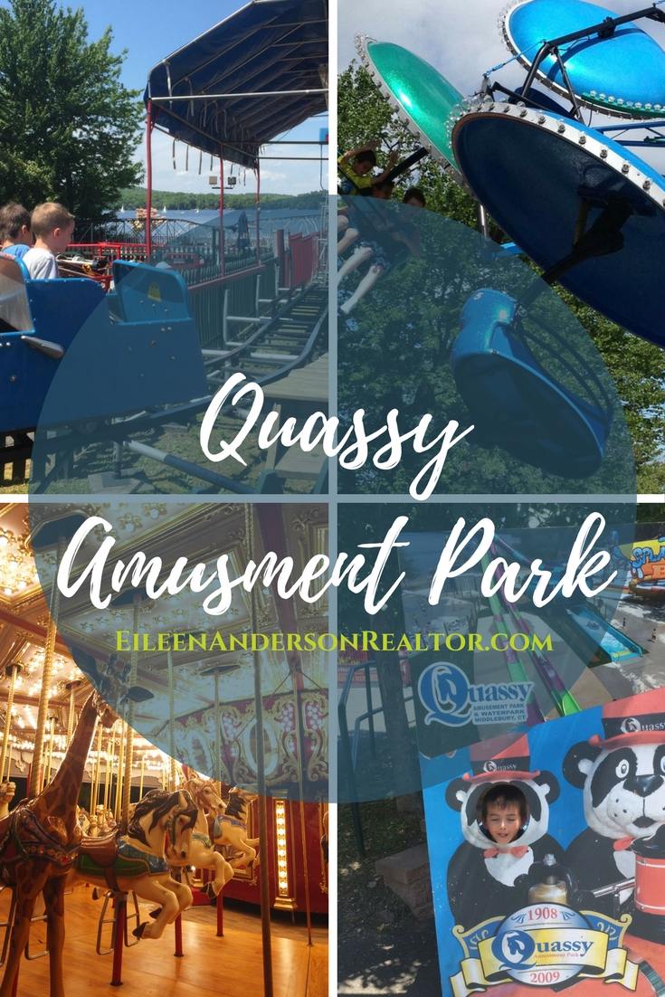 Quassy Amusement Park, Middlebury, CT