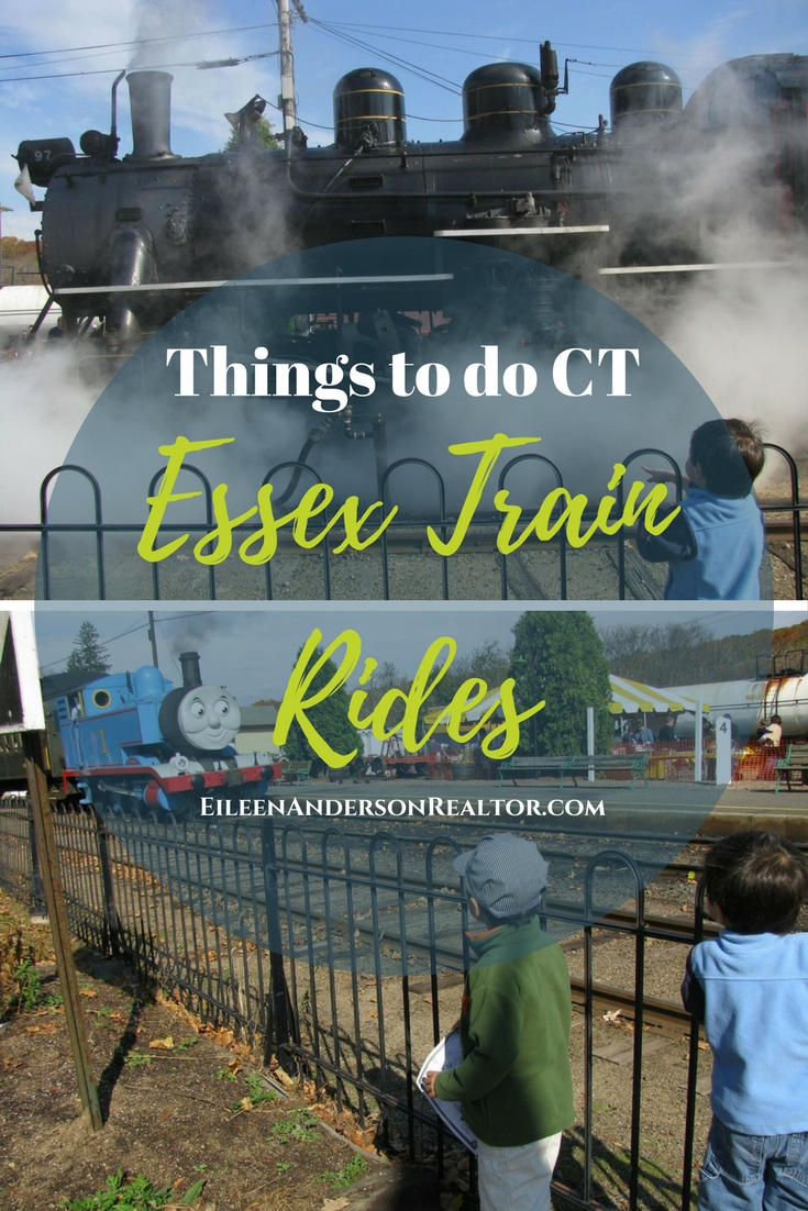 Things to do Connecticut Essex Train Rides