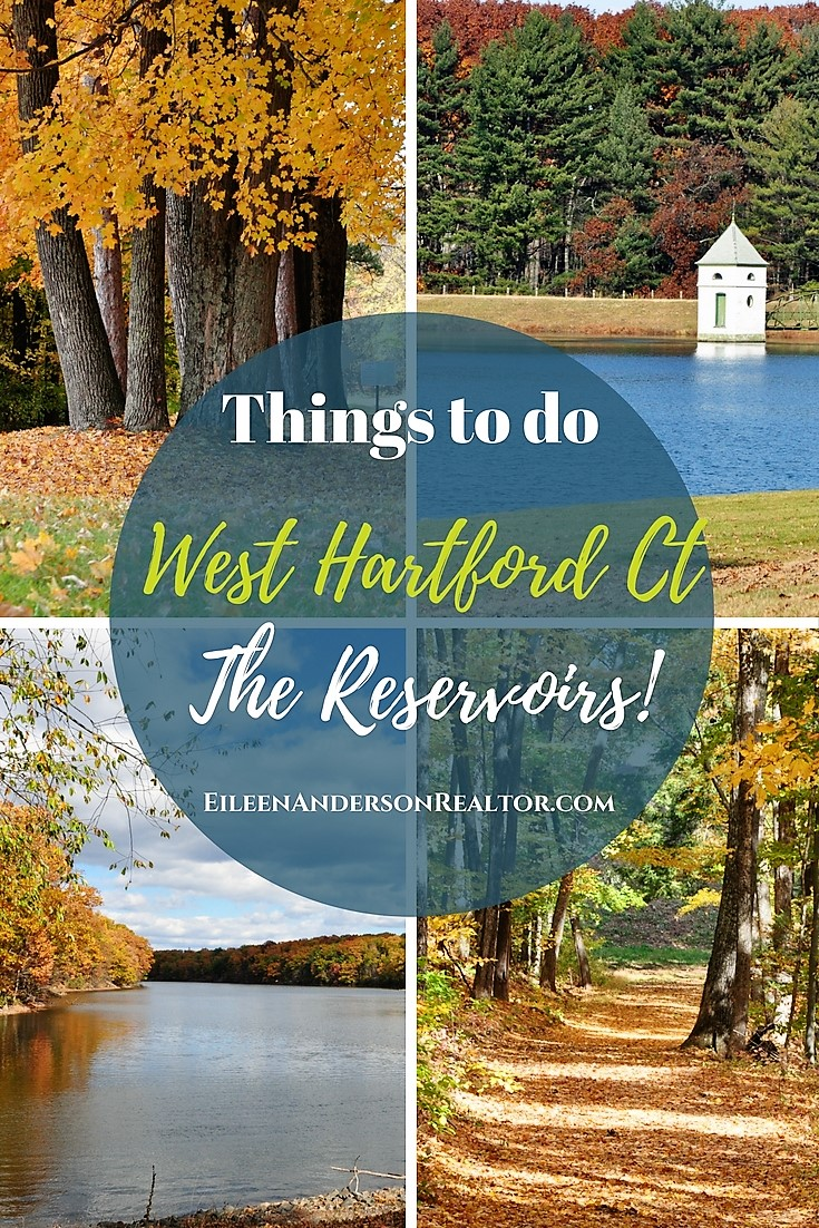Run, Cycle, Walk, Mountain Bike in West Hartford Reservoirs.