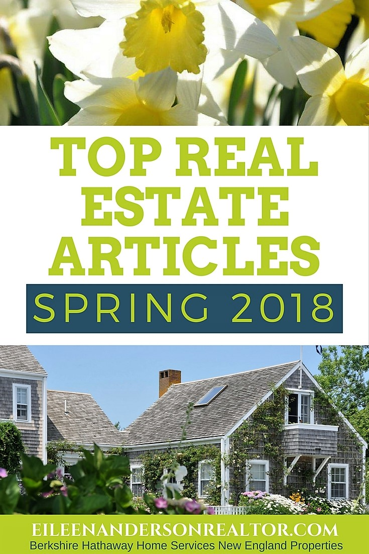 Top Real Estate Articles Spring 2018. How to interview agents, Dual Agency, Buying Condos, How to prepare your home to sell, Steps to home buying, How Not to Kill Your Home Sale, Curb Appeal, Home Permits. #realestate