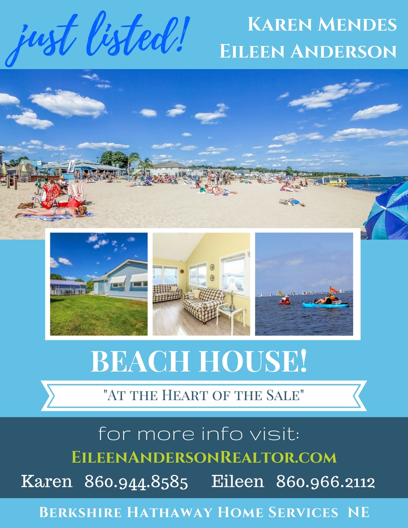 Beach House for sale Old Lyme, CT