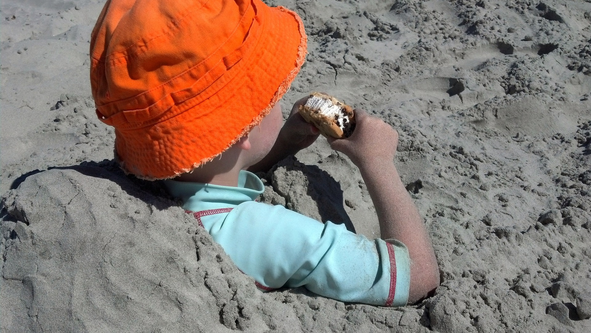 "Old Lime - What doesn't say ""Summer"" than a kid eating ice cream on MIAMI BEACH!"