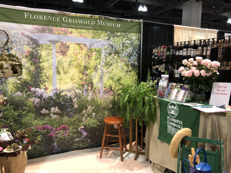 Connecticut Flower and Garden Show Florence Griswold Museum