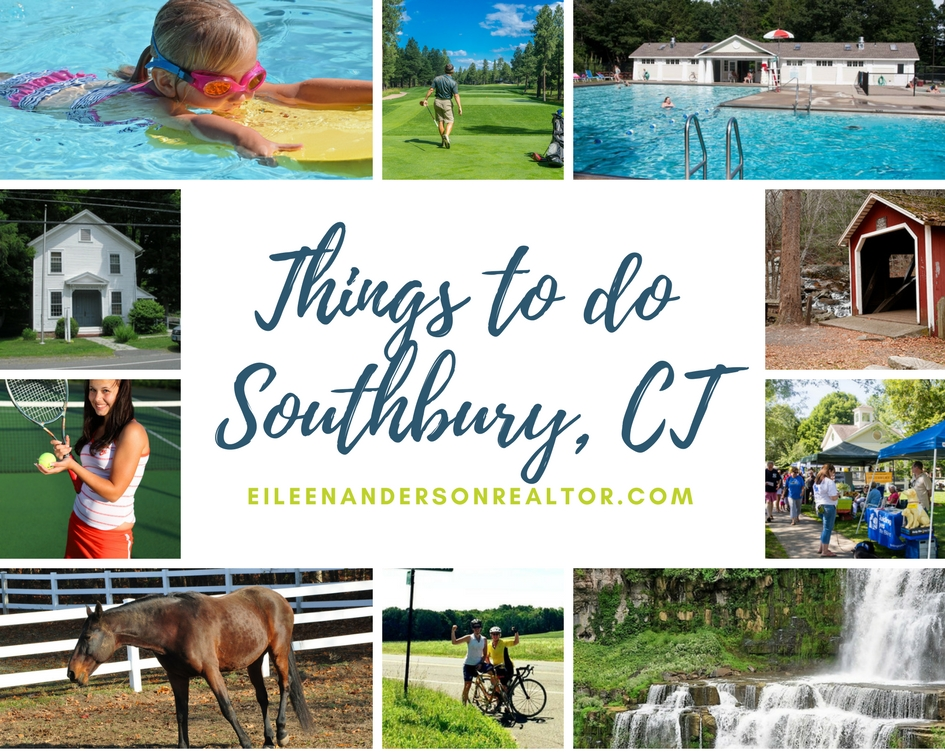 Top things to do southbury ct eileen anderson realtor - Southbury swimming pool contact number ...