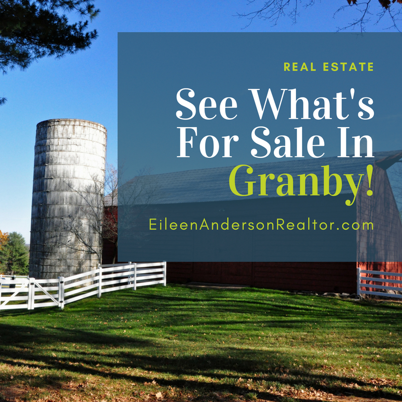 real estate for sale granby ct