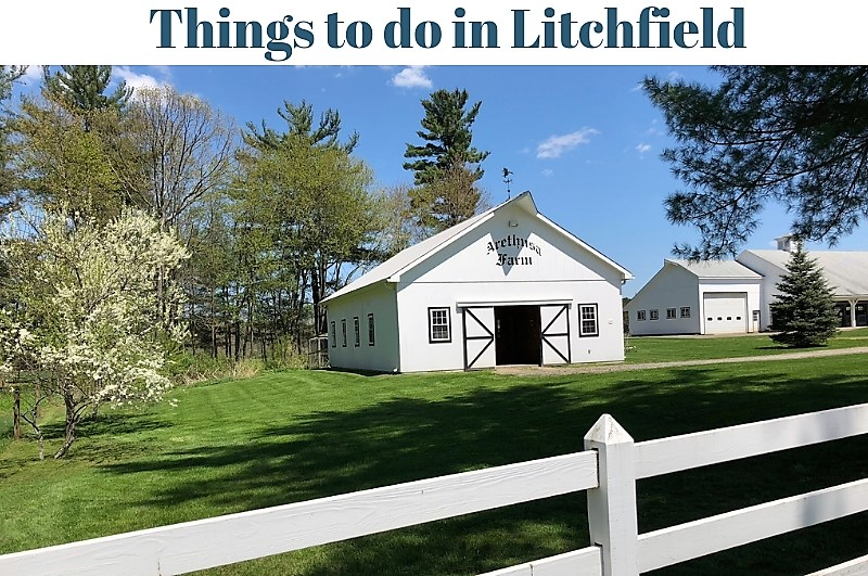 Arethusa Farm Litchfield Ct