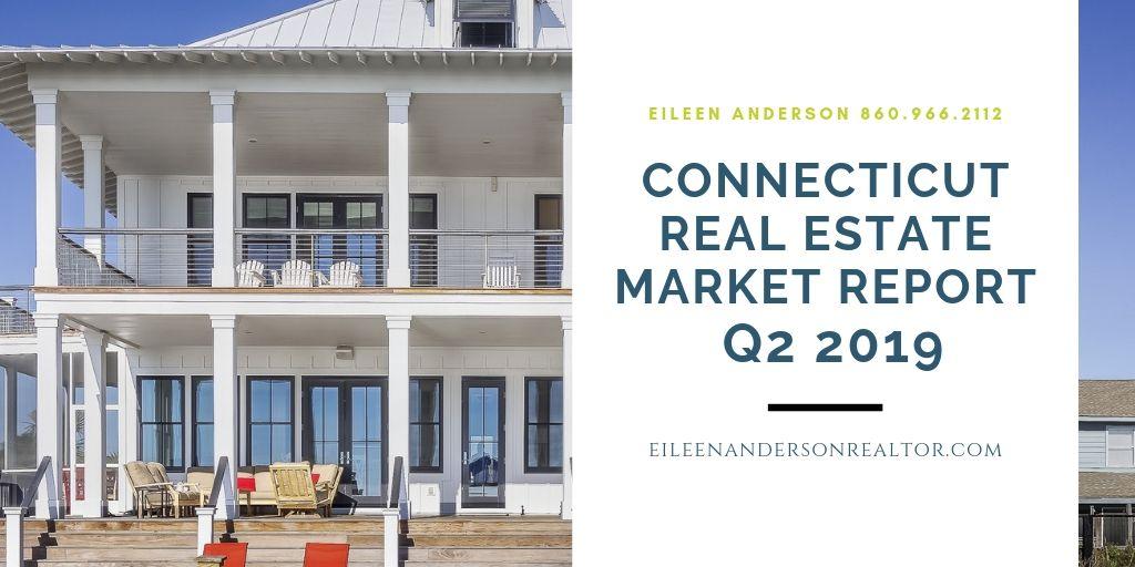 Connecticut Real Estate Market Reports Q2 2019