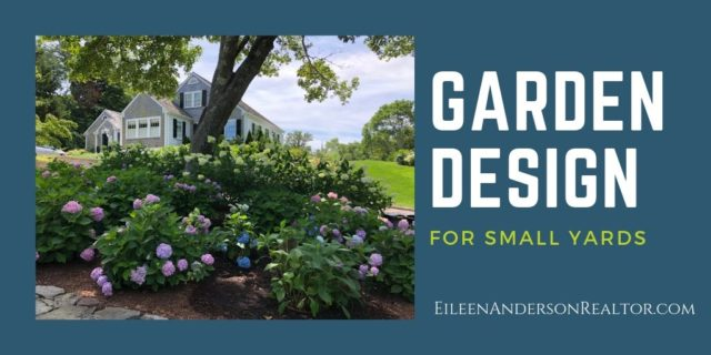 Garden Design for small yards