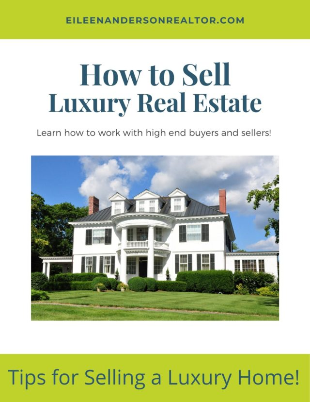 Brealing into luxury real estate market