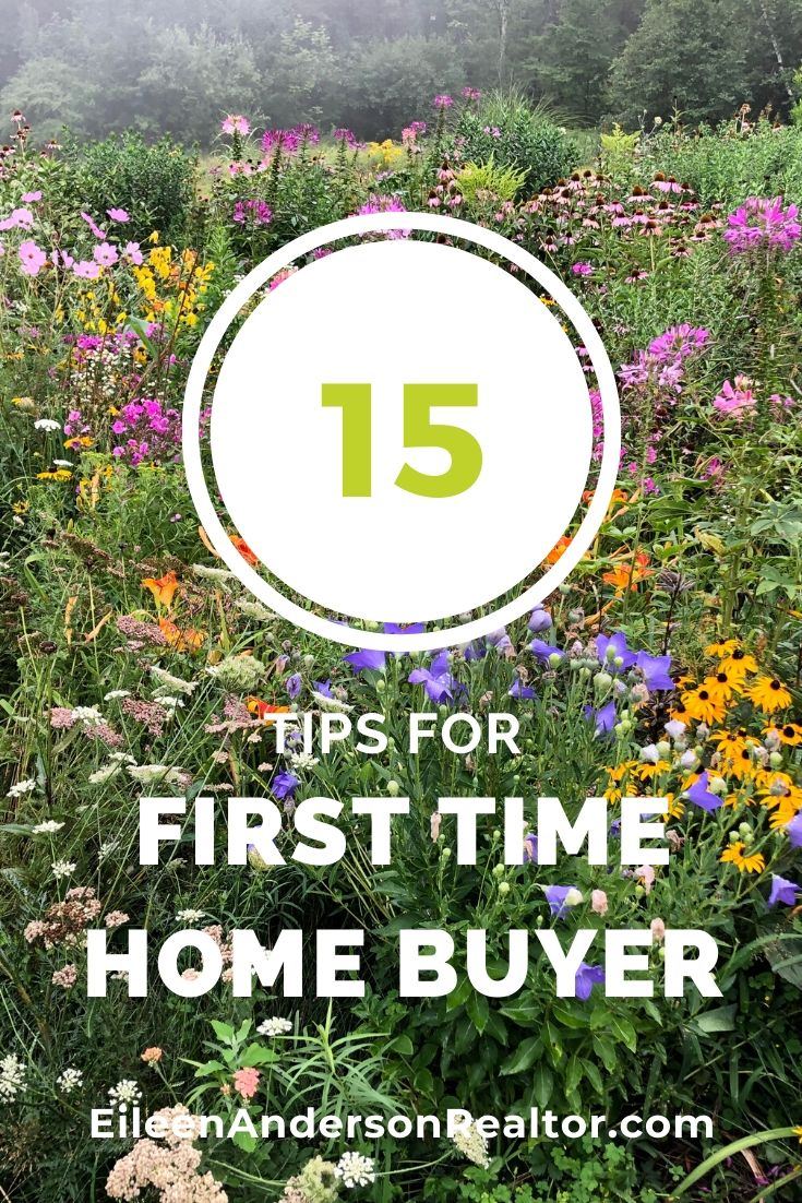 15 Tips First Time Home Buyers