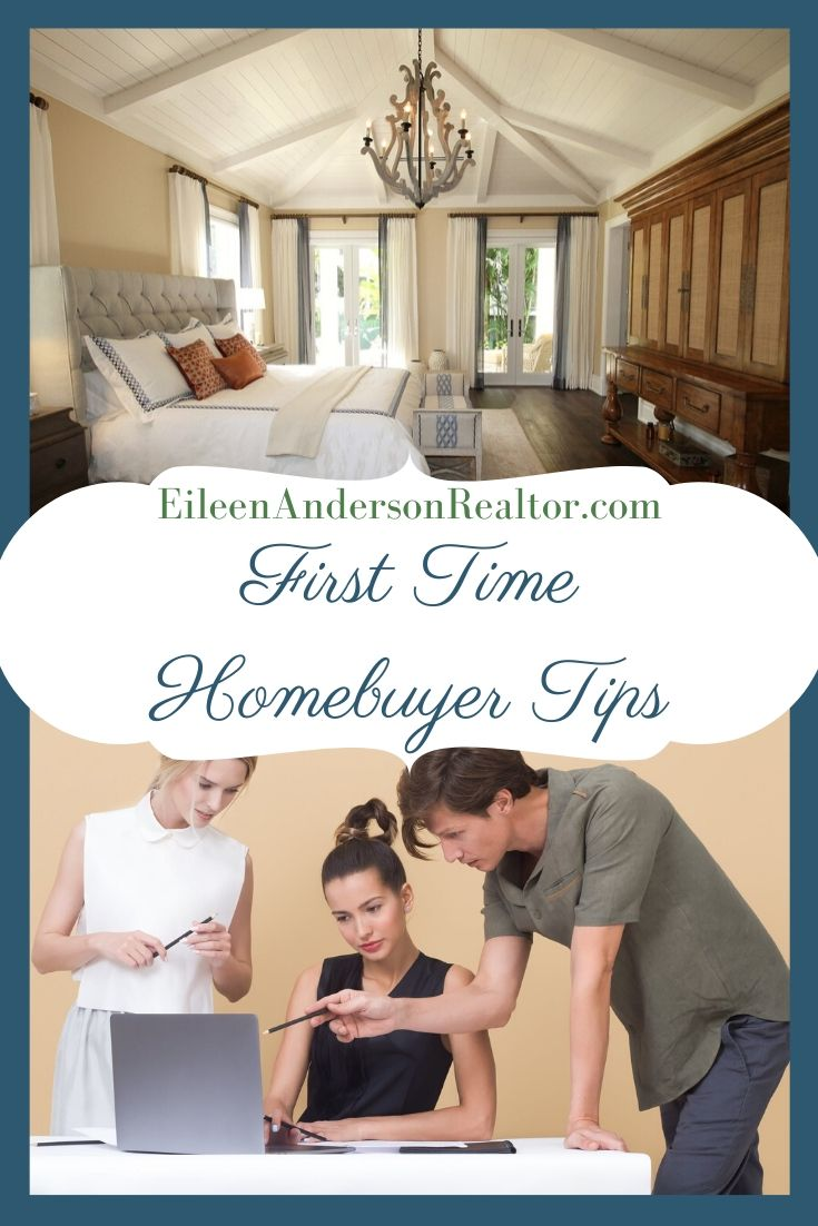 first time homebuyer tips