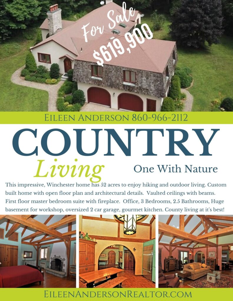 Country living in Litchfield County