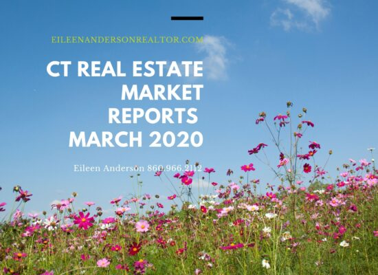 Connecticut real estate market reports March 2020