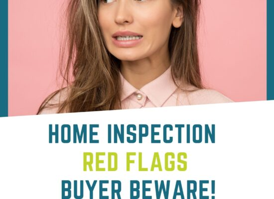 Home Inspection Issues. Red Flags buyers beware