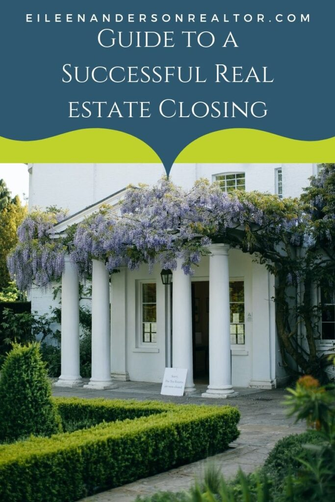 pathway to a  successful real estate closing